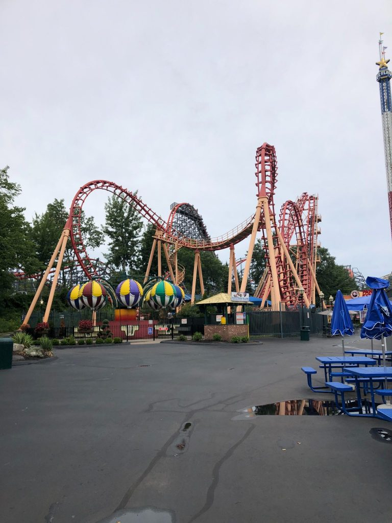 Six Flags New England  4