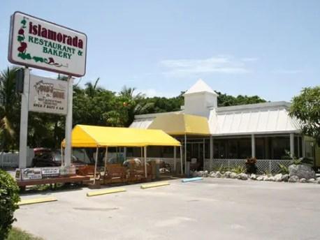 Upper Keys Restaurants