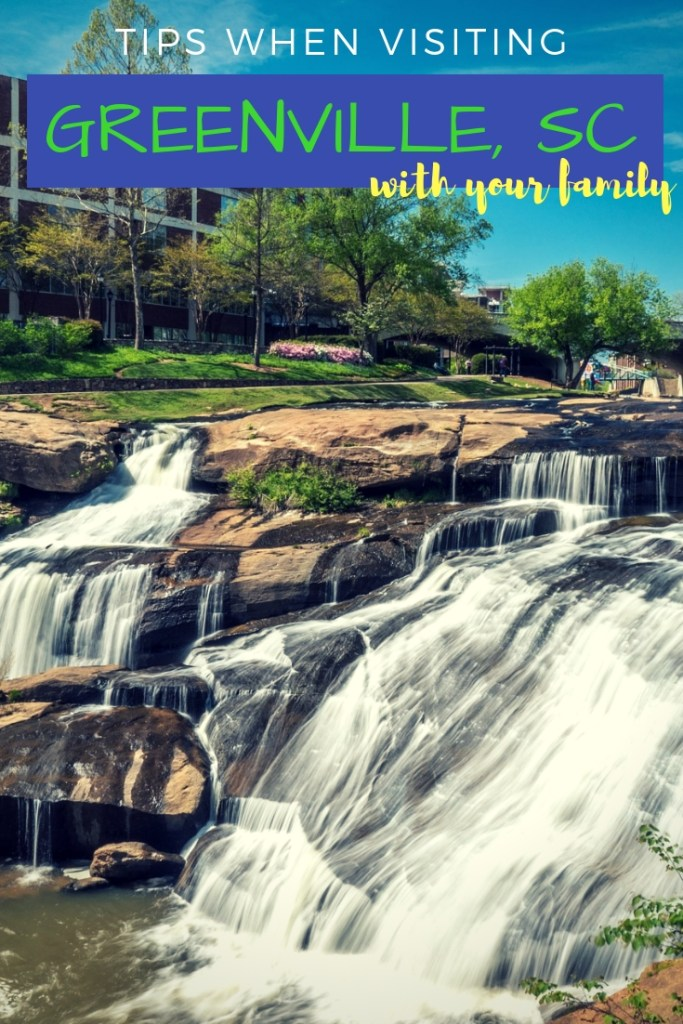 Things to do with kids in Greenville SC Pin