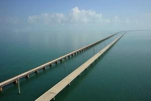 Fl Keys Seven Mile Bridge