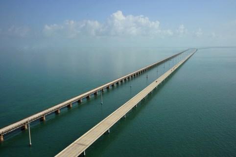 Fl Keys Seven Mile Bridge
