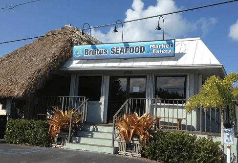 Places to Eat in Marathon FL - Brutus Seafood