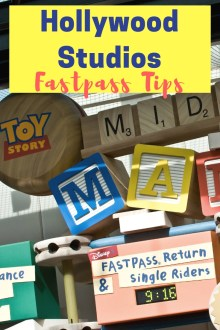 Disney Hollywood Studios Fastpass Strategy Cover