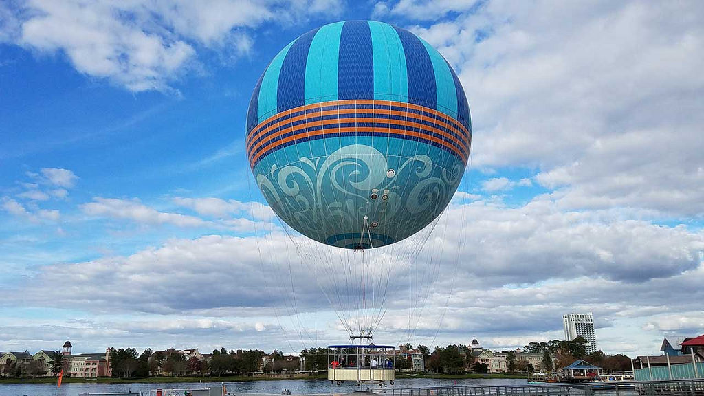 Disney Springs for kids Balloon