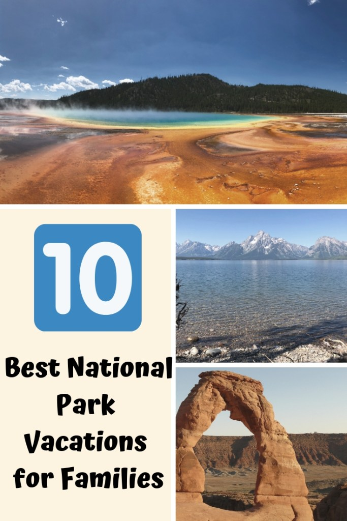 Best National Park Vacations