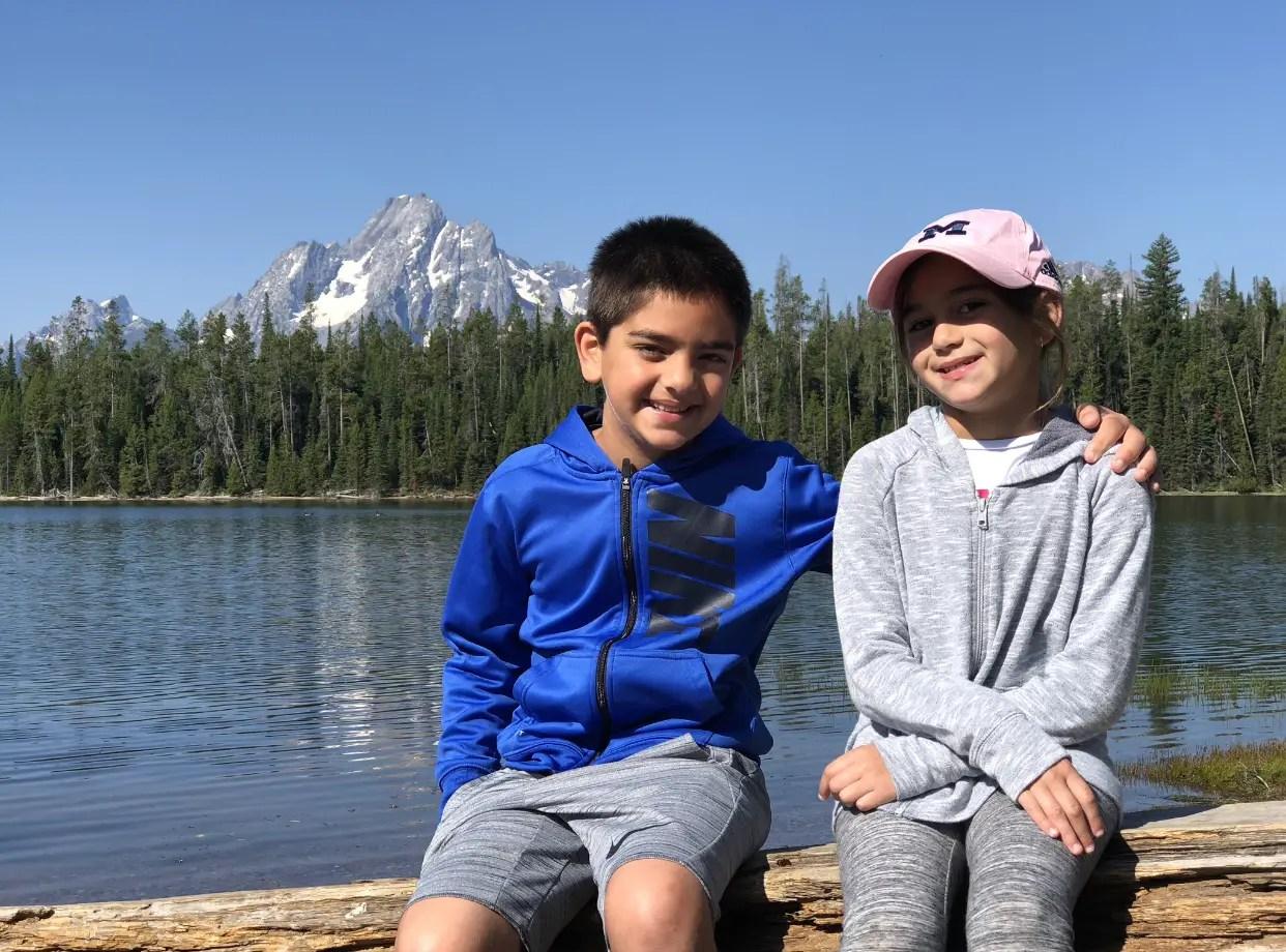 Grand Teton kids