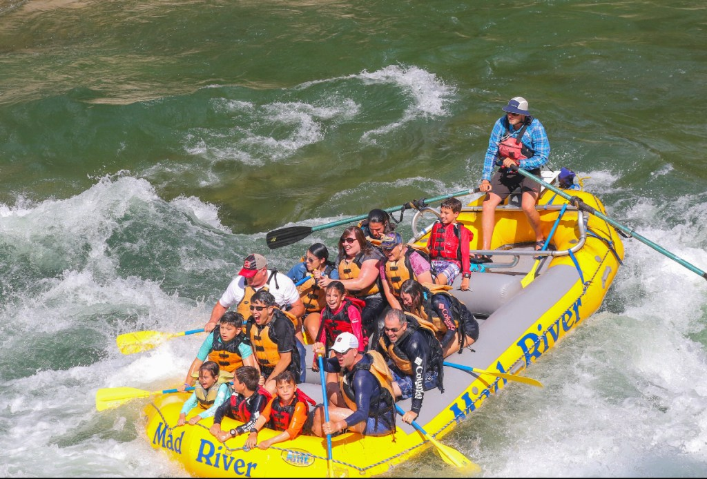 Snake River Rafting 2