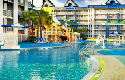 Best Family Resorts in Orlando holiday inn