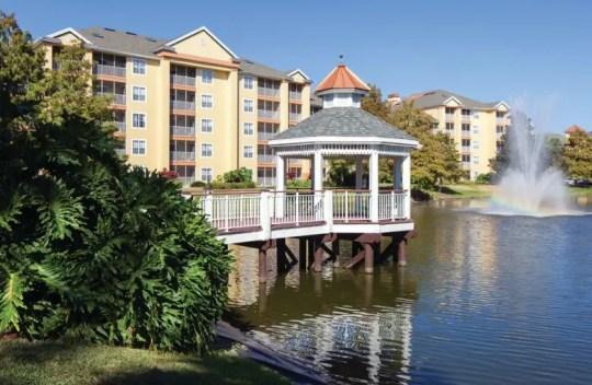 Sheraton Vistana best family resorts in Orlando
