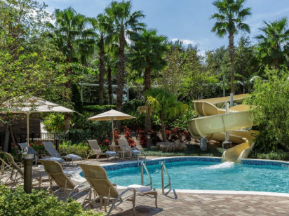 Best Family Resorts in Orlando hyatt regency orlando