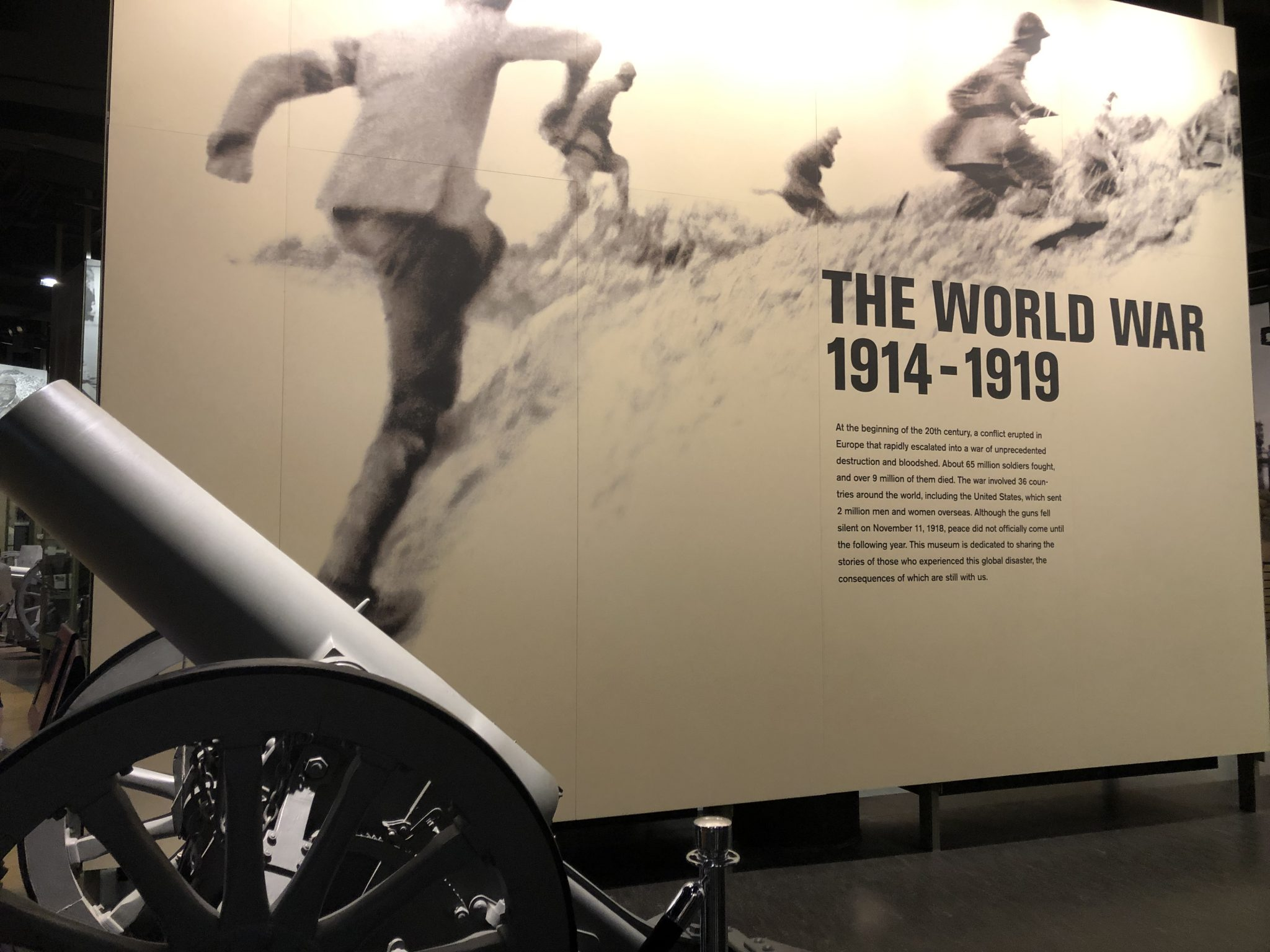 National World War I Museum front