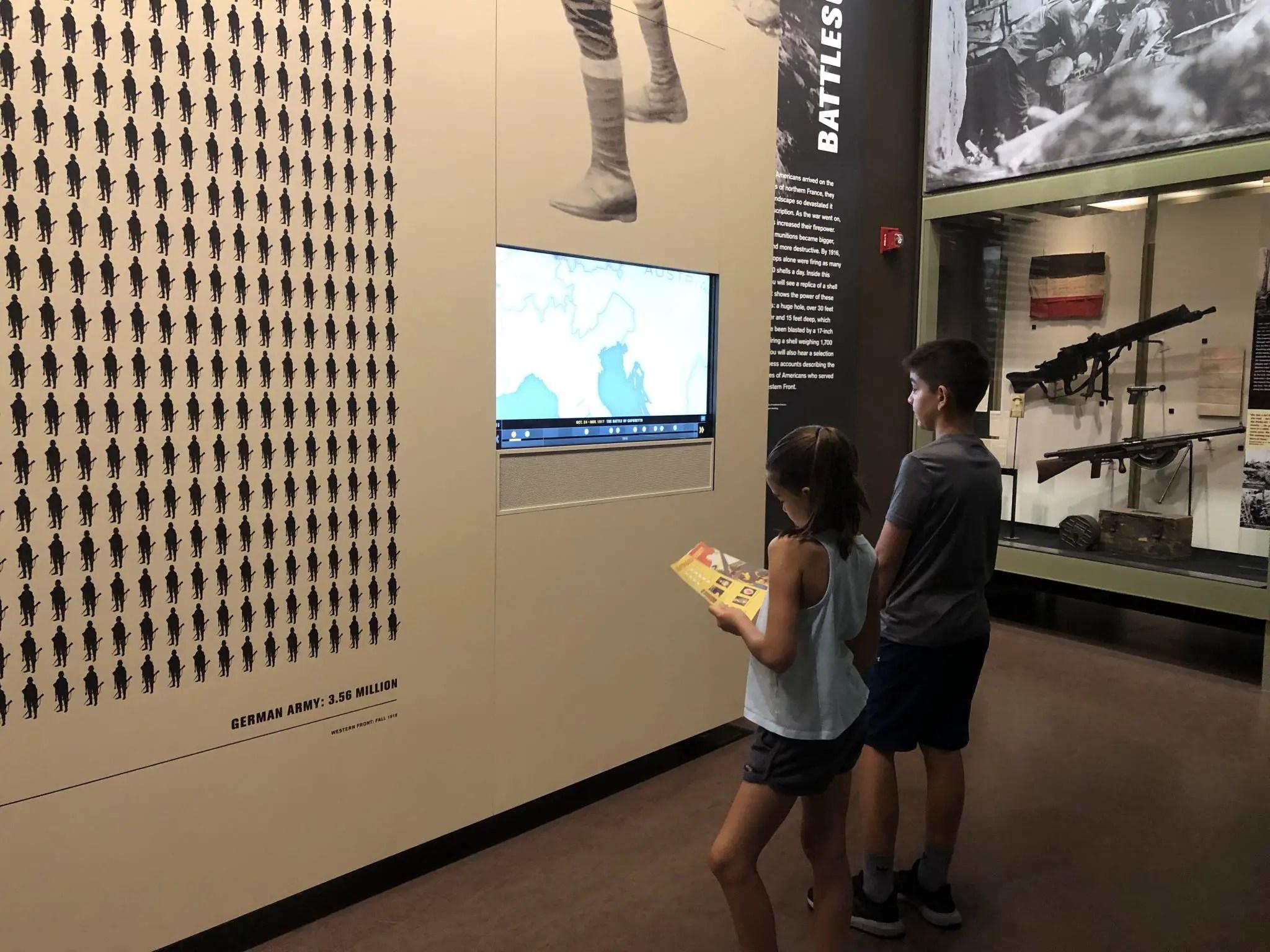 Kansas City World War 1 Museum 1