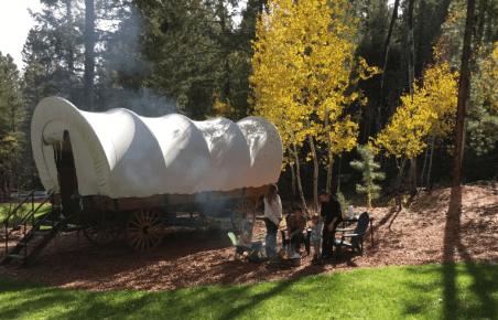 Family camping options
