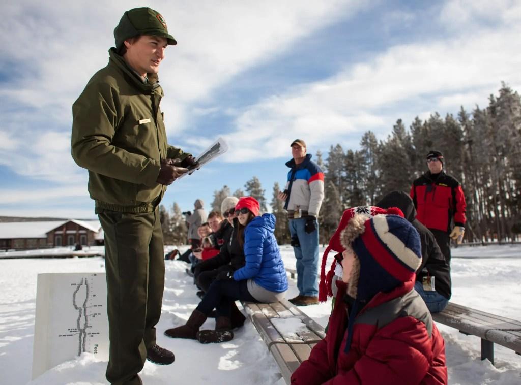 junior ranger vest Yellowstone