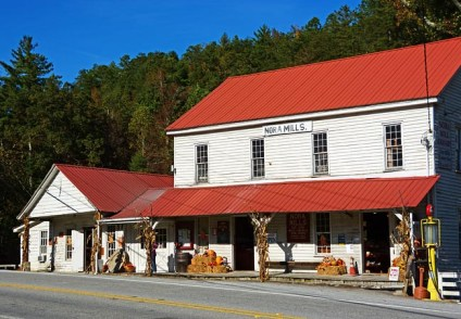 Nora Mill Helen GA attractions