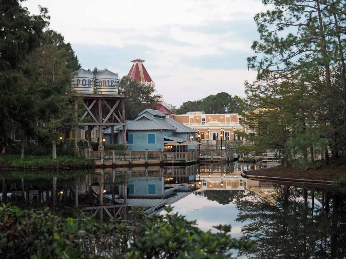Disney Moderate Resorts Port Orleans