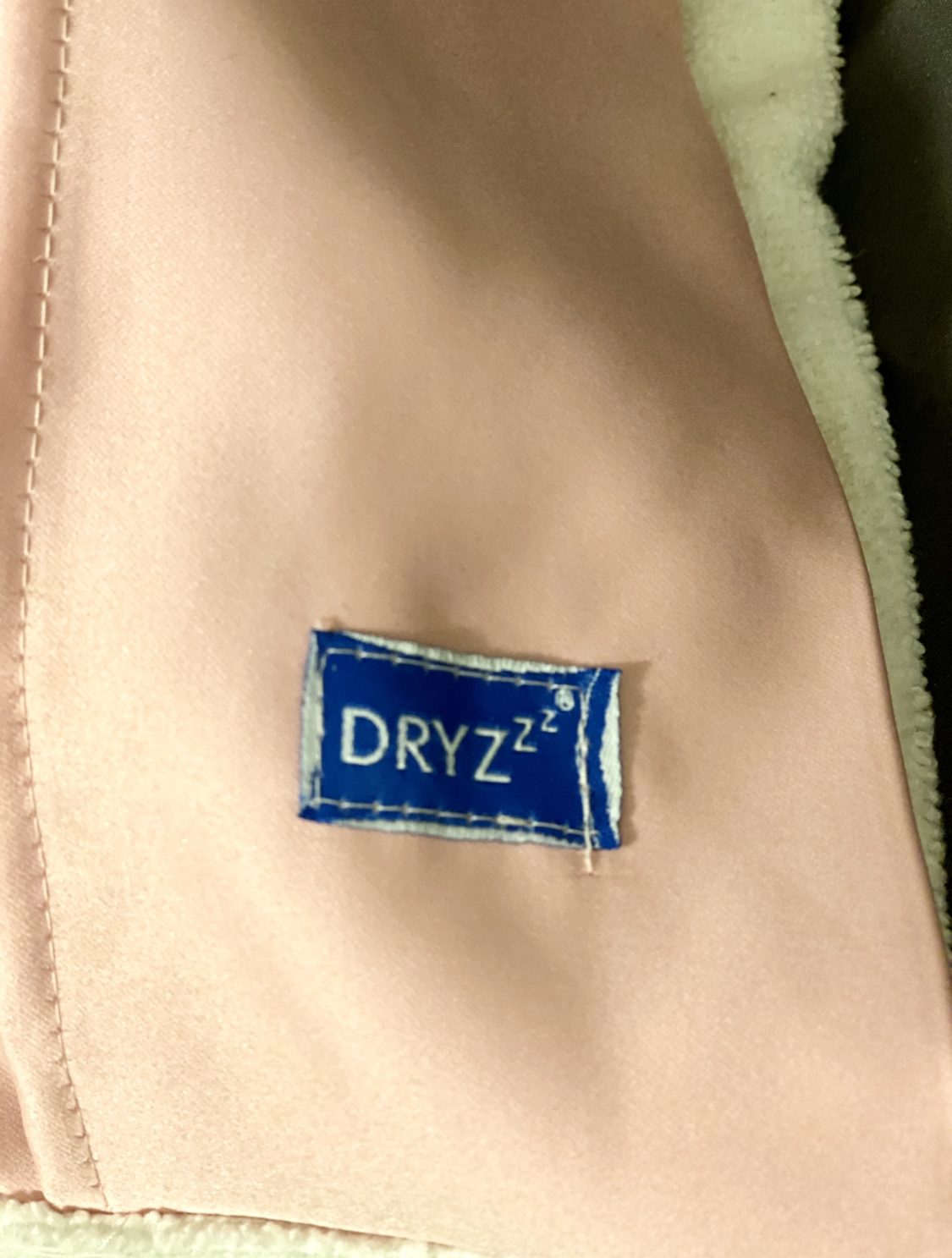 Dryzzz pillowcase