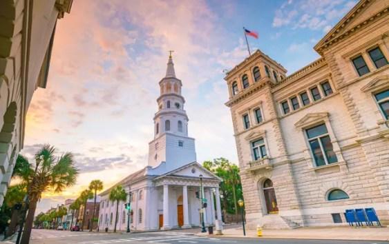 Charleston with kids Church