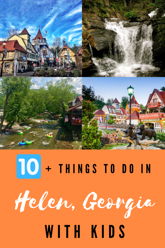 Things to do in Helen GA Pin