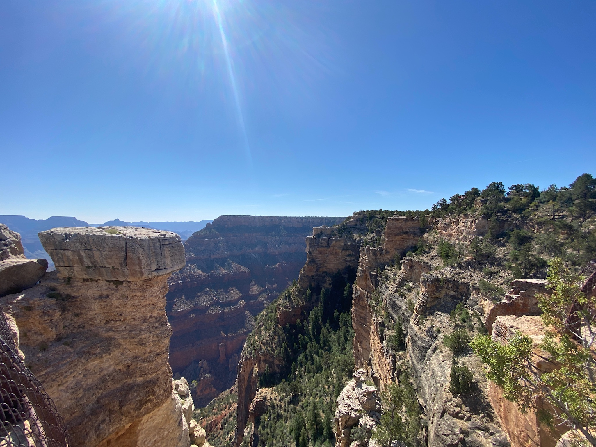 Grand Canyon National parks road trip