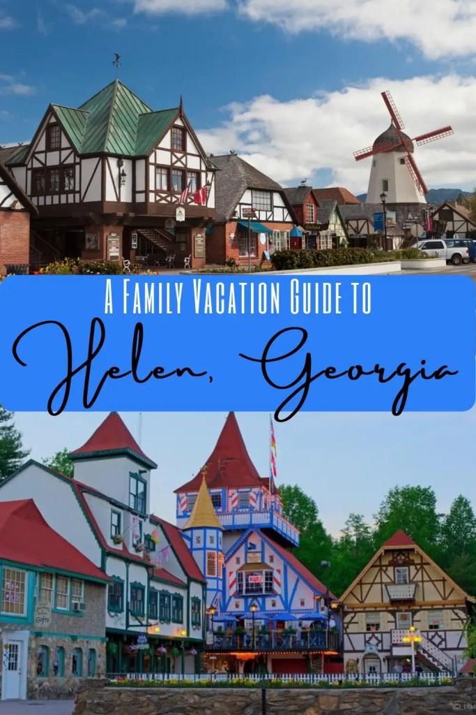 Helen GA attractions