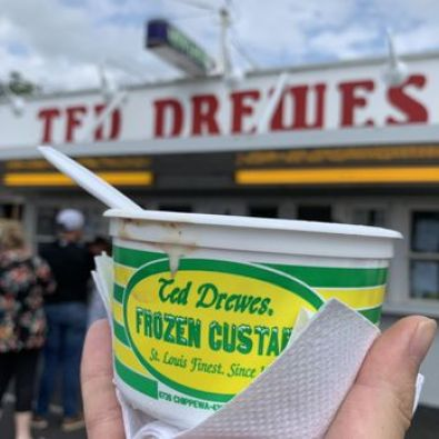 Ted Drewes route 66