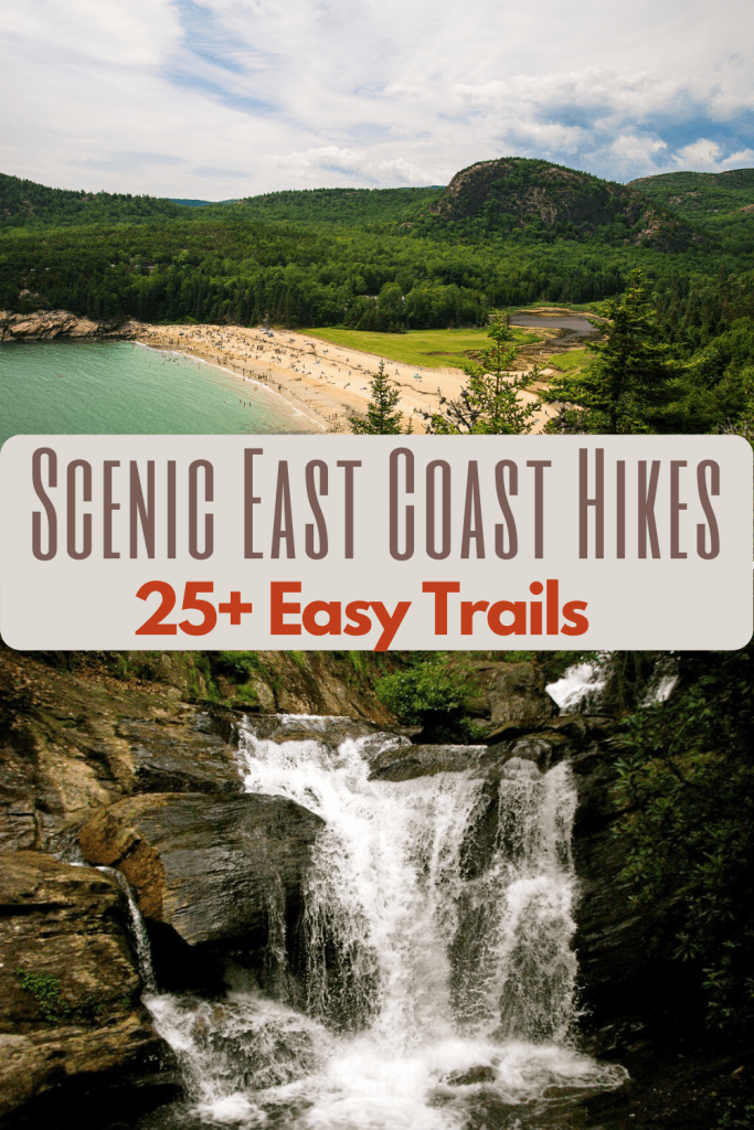 best hikes on the east coast