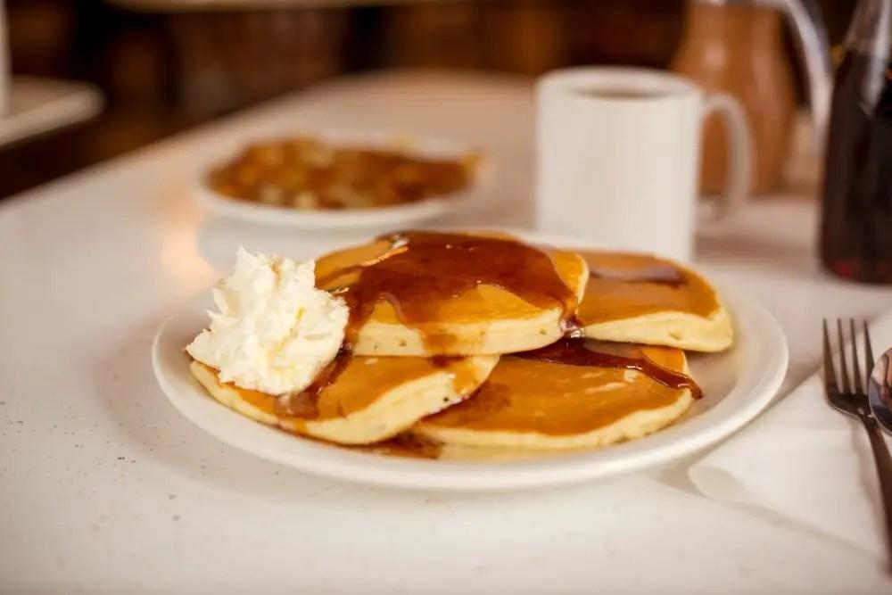 nashville weekend getaway pancake