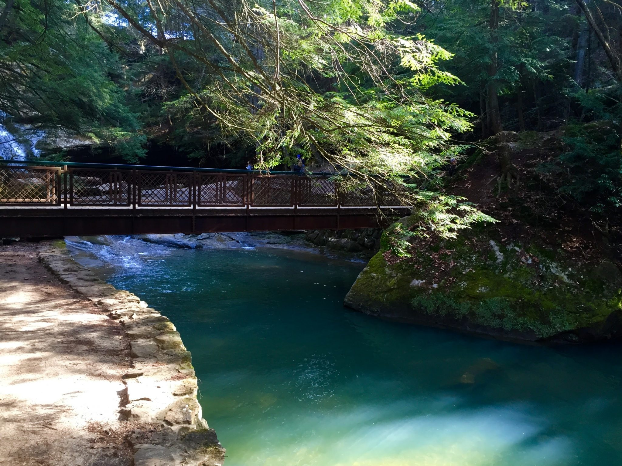 Best State Parks in the USA Hocking Hills