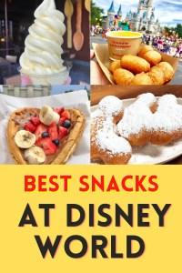 Disney snacks pin