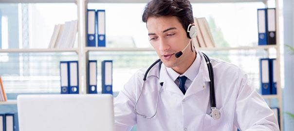 doctor virtual consultation
