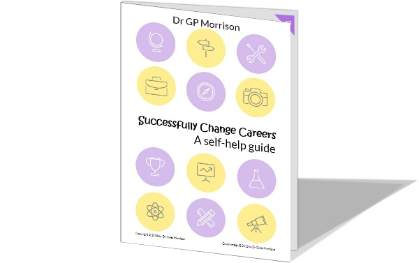 Successfully Change Careers free eBook