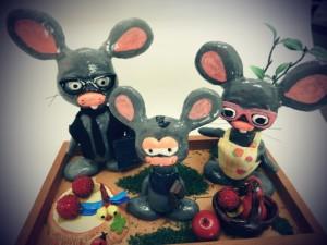 るーマウス一家1