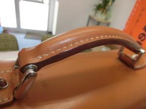 ビジネスバッグ持ち手修理5