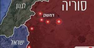 CLIP:イスラエル、シリアに報復攻撃