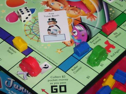 Review of Junior Monopoly   Dr Mike s Math Games for Kids Is this game fun  Educational  Or a waste of money