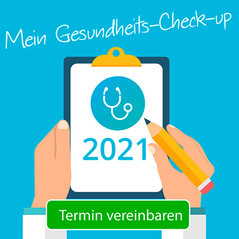 Mein Geesundhets-Check-up