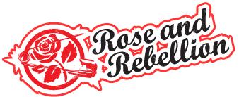 rose and rebellion logo