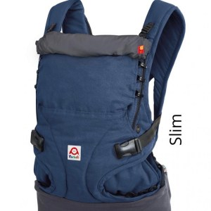 ruckeli basic slim blueberry draagzak huren