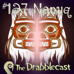 Cover for Drabblecast episode 127, Nanuq, by Rodolfo Arredondo