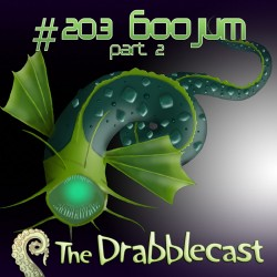 Cover for Drabblecast episode 203, Boojum pt. 2, by Liz