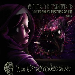 Cover for Drabblecast 254, The Wreck of the Charles Dexter Ward, by Bo Kaier