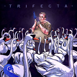 Cover for Drabblecast Trifecta by Unka Odya