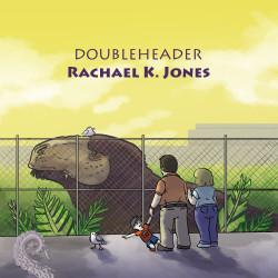 Cover for Drabblecast episode Rachael K Jones Doubleheader by Spencer Bingham