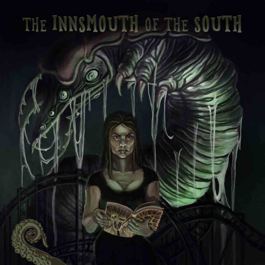 Drabblecast cover for The Innsmouth of the South by Ridza Saratoga