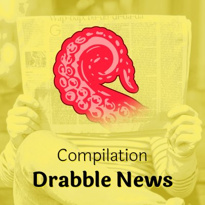 Drabble News cover art