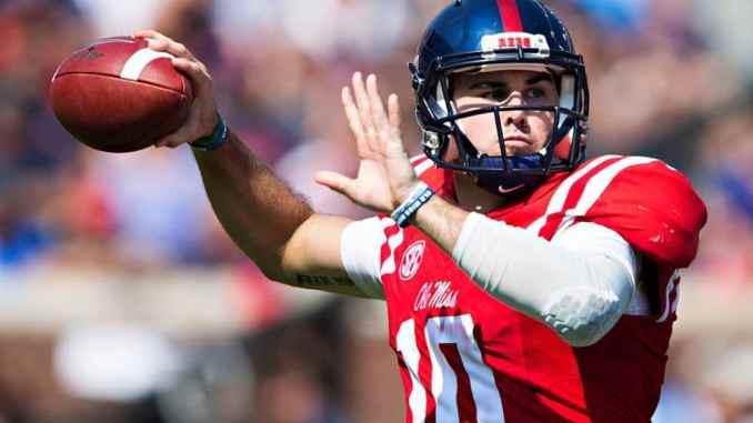 Chad Kelly - 2017 NFL Mock Draft