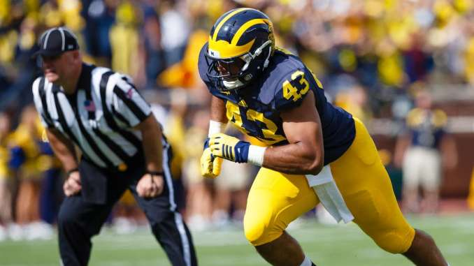 Chris Wormley - 2017 NFL Draft