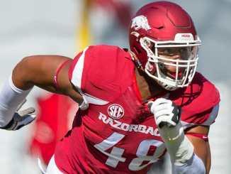 Deatrich Wise Jr. - 2017 NFL Draft