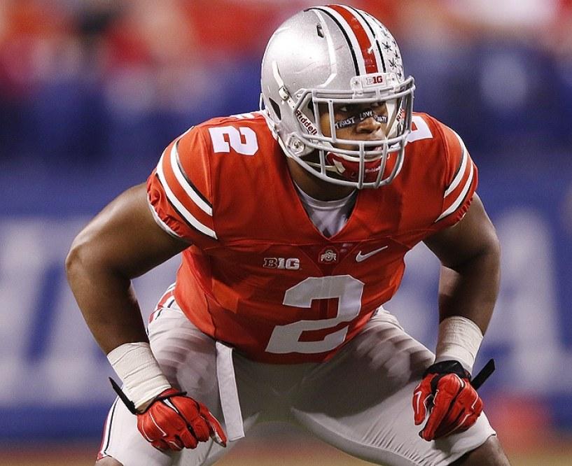 Marshon Lattimore - 2017 NFL Mock Draft